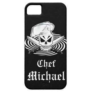 Skull Chef iPhone case