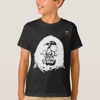 Skull Children's T-shirt (Boys) Black