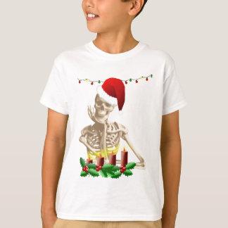 skull christmas t shirts