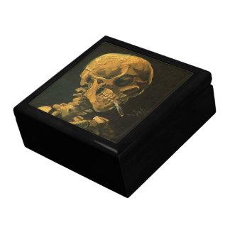 Skull Cigarette Cigar Box