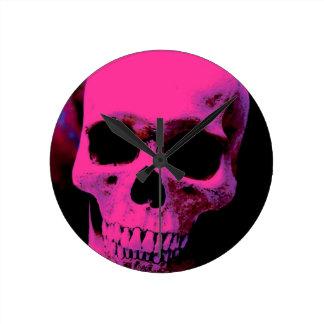 Skull Wall Clocks