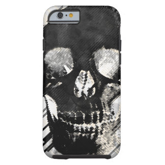 Skull Cover Tough iPhone 6 Case