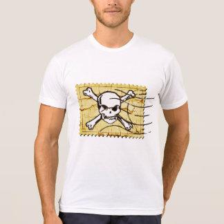 Skull Crack Stamp 2 T-Shirt