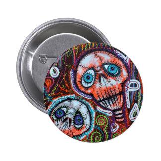 Skull Crew Pins