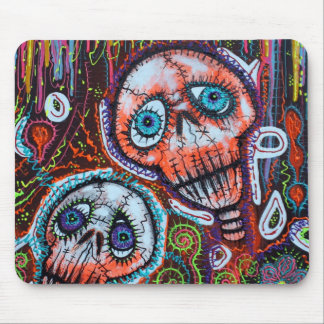 Skull Crew Mouse Pad