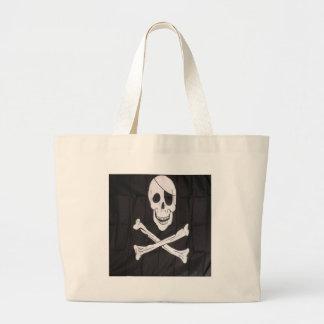 skull crossbone bag