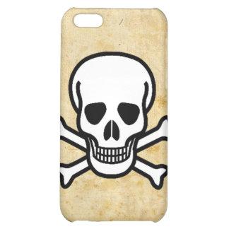 Skull Crossbone iPhone 4 Case