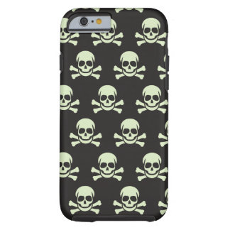 Skull & Crossbones Tough iPhone 6 Case