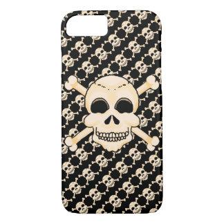 Skull & Crossbones Cell Phone Case
