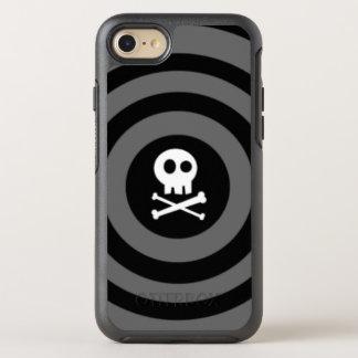 ~ Skull + Crossbones ~ OtterBox Symmetry iPhone 8/7 Case