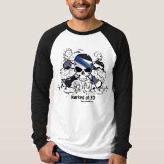 Skull & Crossbones Tee Shirt