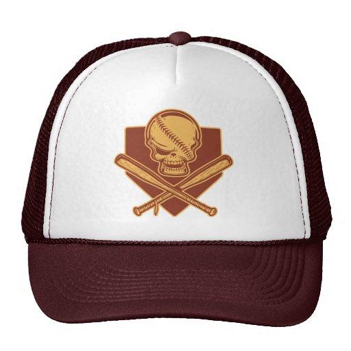 Skull & Crossed Bats 513 Hats