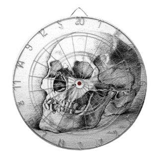 Skull Dartboard