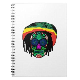 Skull Daze Notebook