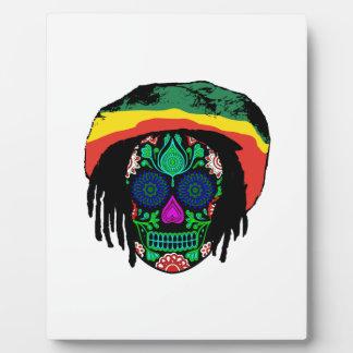 Skull Daze Plaque