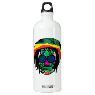 Skull Daze Water Bottle
