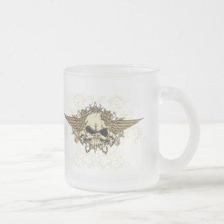 Skull ~ Dead Serious Fantasy Art Coffee Mug