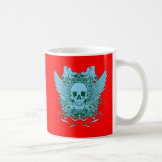 Skull ~ Deadly Sin Fantasy Evil Art Coffee Mugs