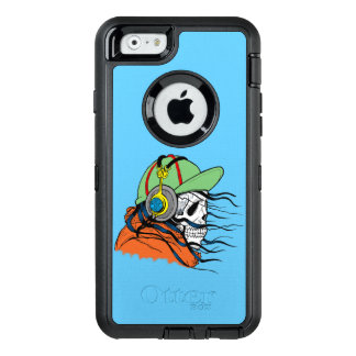 Skull Dude OtterBox iPhone 6/6s Case