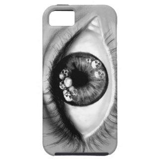 Skull Eeye iPhone 5 Covers