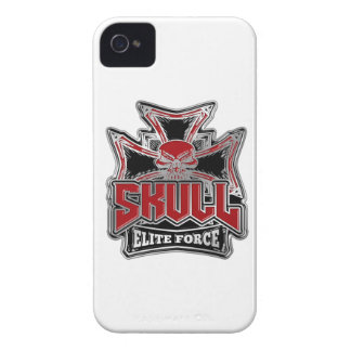 Skull Elite Force iPhone 4 Case-Mate Case