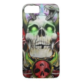 Skull engine iPhone 7 case