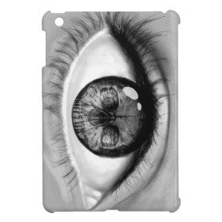 Skull eye double vision case for the iPad mini