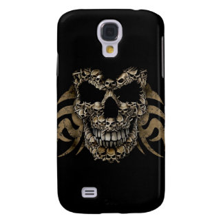 Skull Face Samsung Galaxy S4 Cover