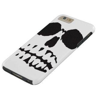 Skull Face Tough iPhone 6 Plus Case