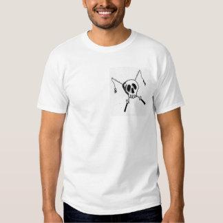 skull FISH Shirts
