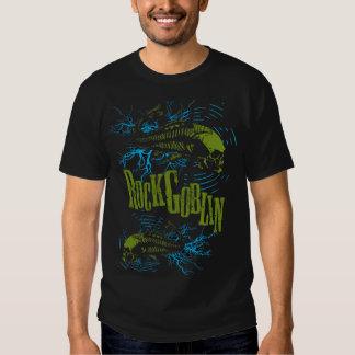 Skull Fish T Shirts