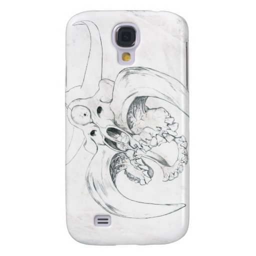 skull for iphone3 galaxy s4 cases