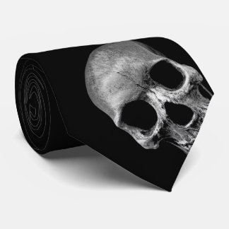 Skull - Funny Tie
