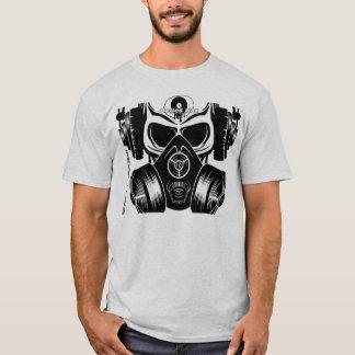 Skull & Gasmask Shirt