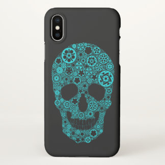 Skull Gear iPhone X Case