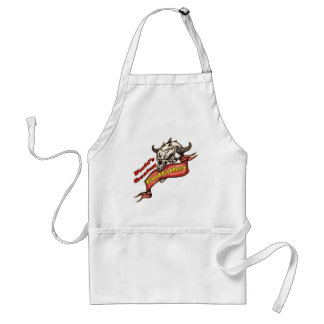 Skull Godfather Fathers Day Gifts Standard Apron