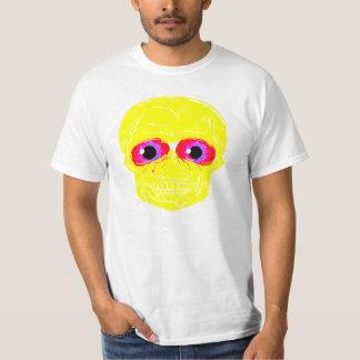 SKULL GOLD COLOR T-Shirt