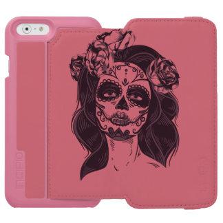 Skull Gothic Incipio Watson™ iPhone 6 Wallet Case