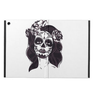 Skull Gothic iPad Air Case