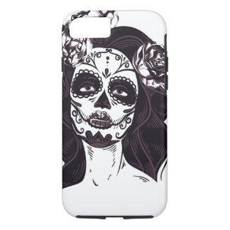 Skull Gothic iPhone 8/7 Case