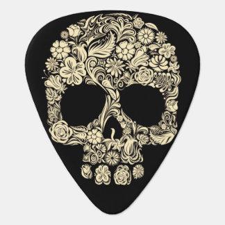 Skull Guitar Pick