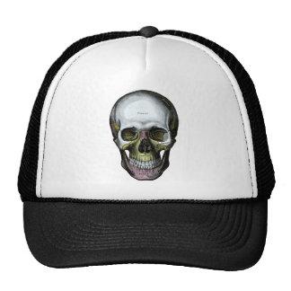 Skull - Halloween - Med School Cap