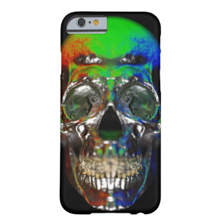 Skull head barely there iPhone 6 case