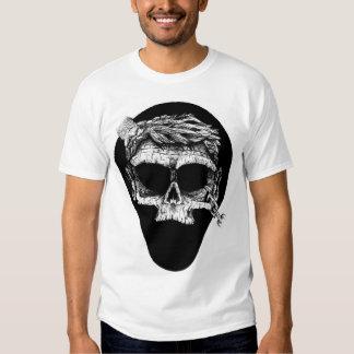 Skull Head T Shirts