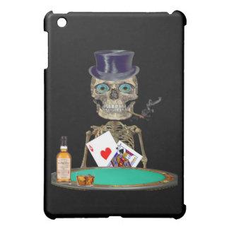 Skull head t-shirts iPad mini cases