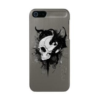 skull head with dragon tattoo incipio feather® shine iPhone 5 case