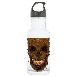 Skull Hive 532 Ml Water Bottle