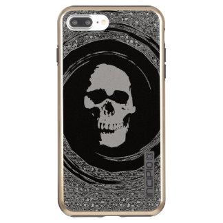 skull in the whirl incipio DualPro shine iPhone 8 plus/7 plus case