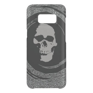 skull in the whirl uncommon samsung galaxy s8 case