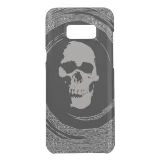 skull in the whirl uncommon samsung galaxy s8 plus case